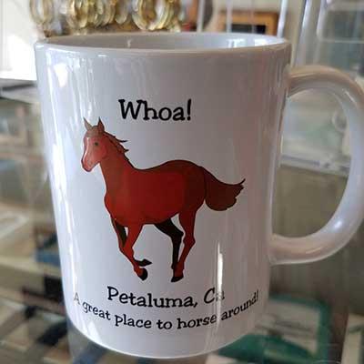 Horse Around Mug