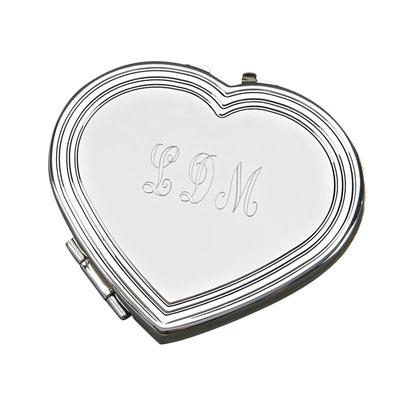 Compact Heart-shaped Contf