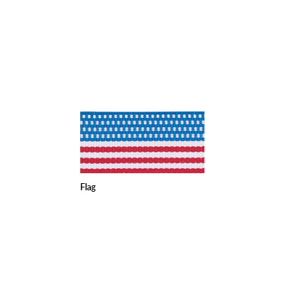 Neck Ribbon - Flag
