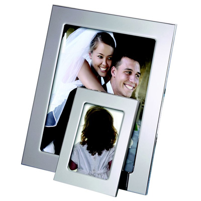 """Silhouette"" Photo Frame in Three Sizes"