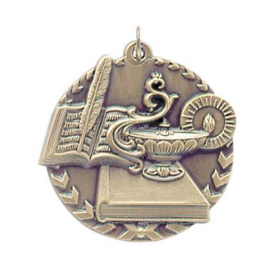 Millennium Lamp of Knowledge Medal