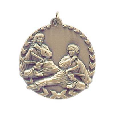 Millennium Martial Arts Medal
