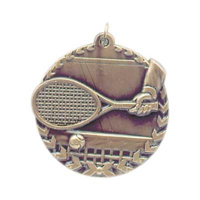 Millennium Tennis Medal